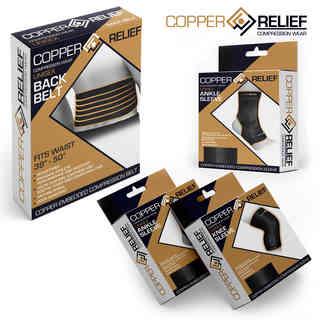 Compression Wear-© Copper Relief