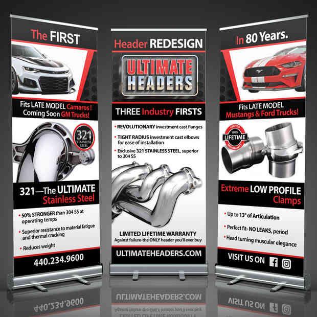 Ultimate Headers Marketing Asset Design © Ultimate Headers