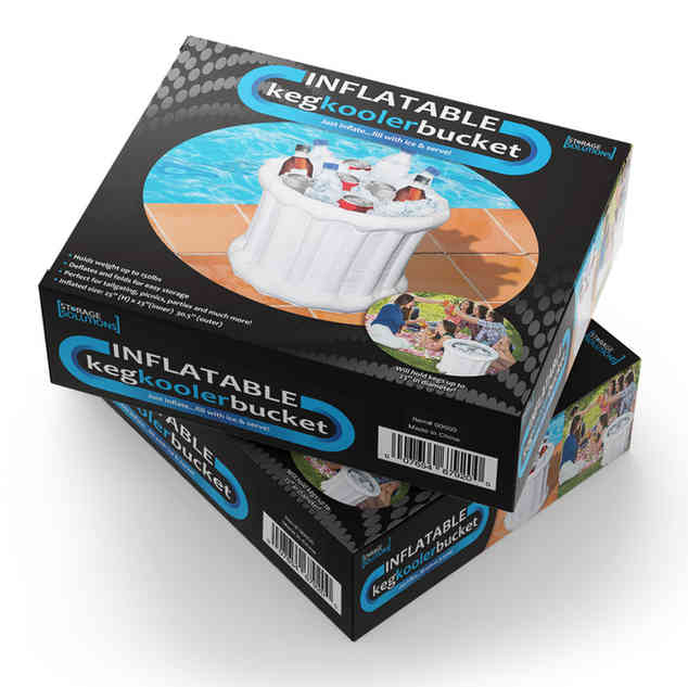 Inflatable Keg Kooler-© Storage Solutions