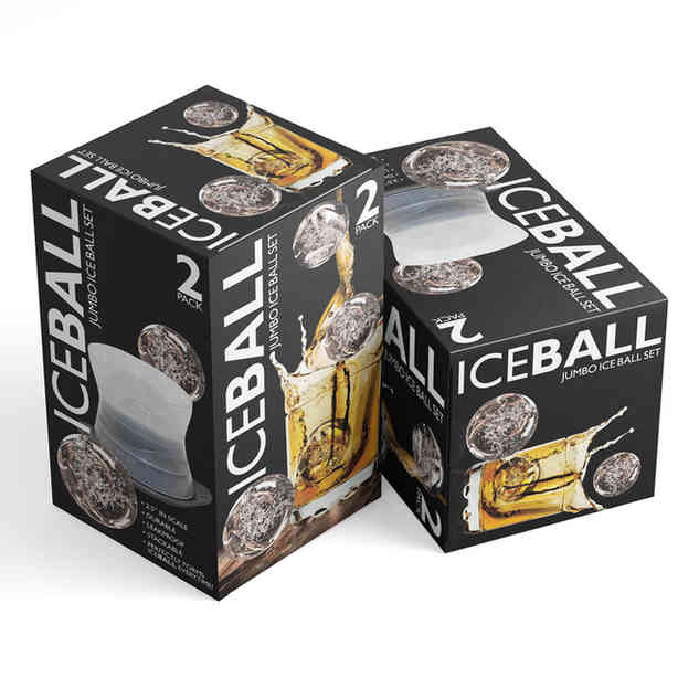 Jumbo Ice Ball Set-© Creative Concepts