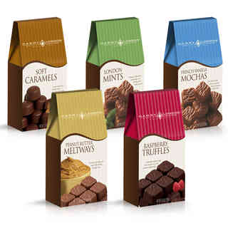 Milk Chocolate Candies-© Harry London