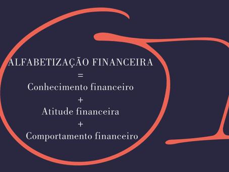 Por que Alfabetização Financeira?