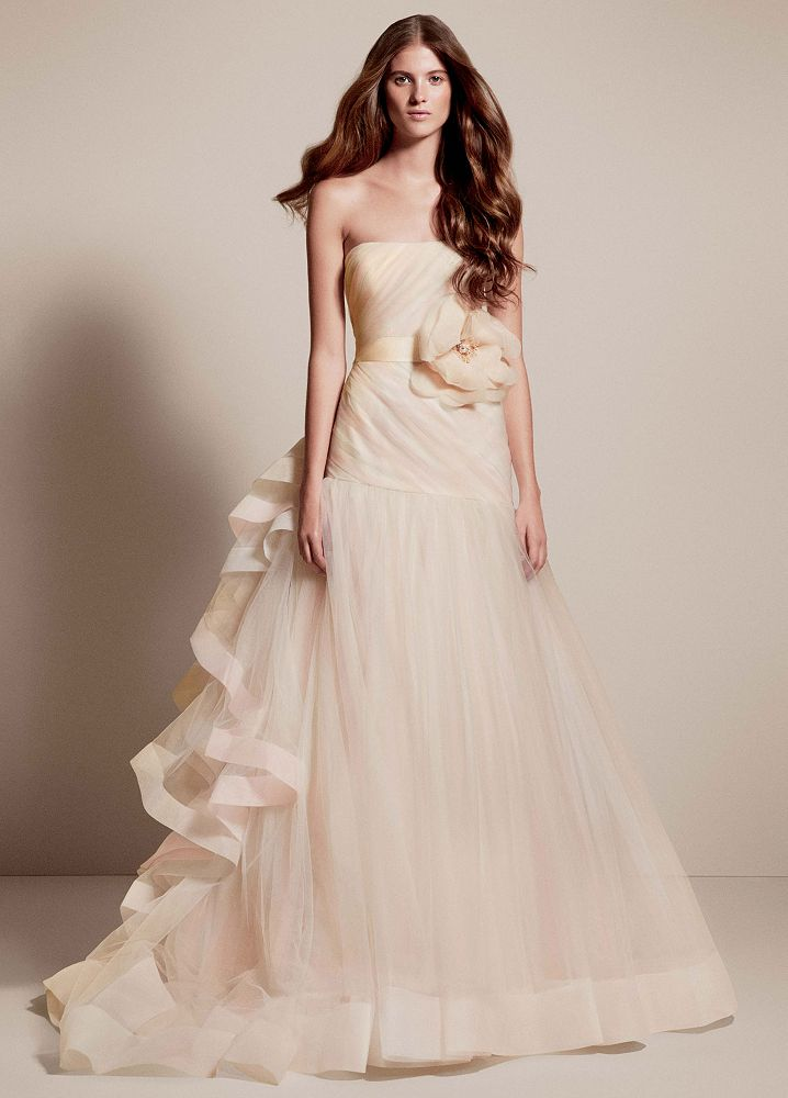 Trying To Decide Between A Trumpet Gown And Ball