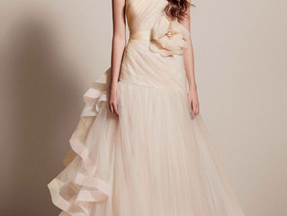 Trying to decide between a trumpet gown and a ball gown?