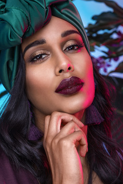 Campaign for BEUKI BEAUTY