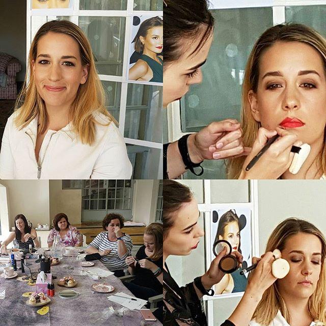 More Makeup Classes!