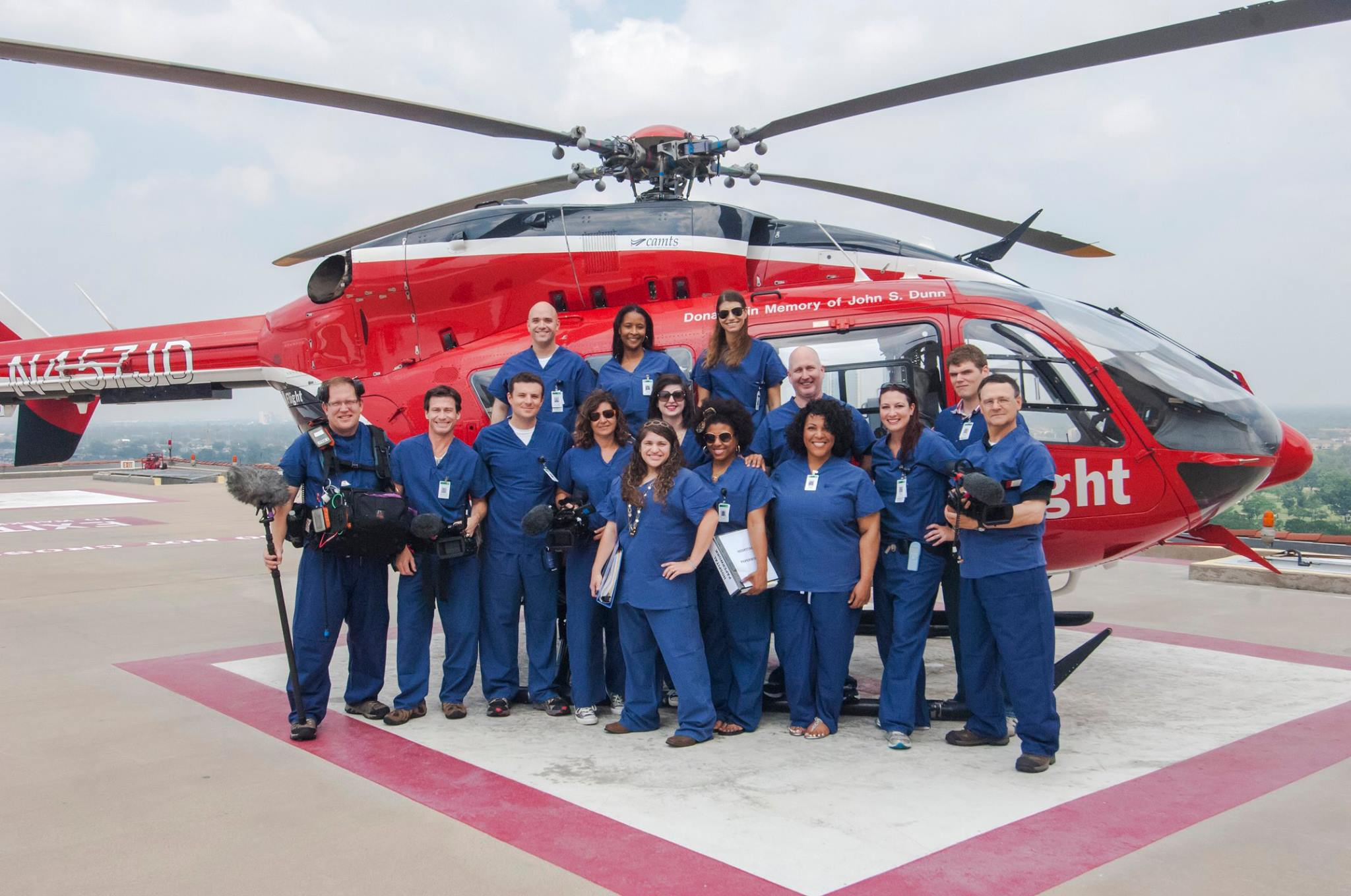 Life Flight Trauma Center Houston