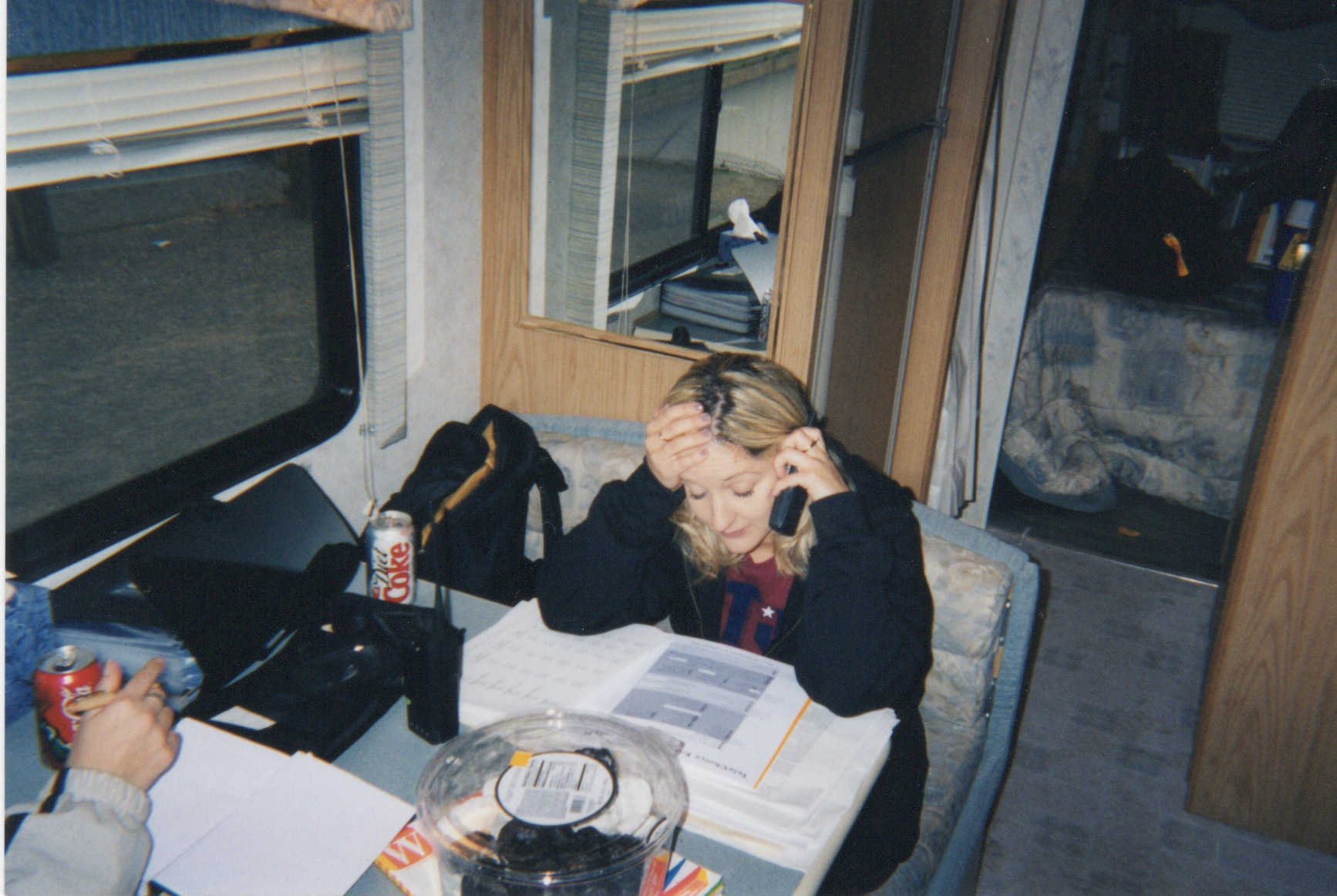 Phoebe's Phone Calls