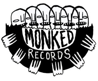 Logo for Monked Records