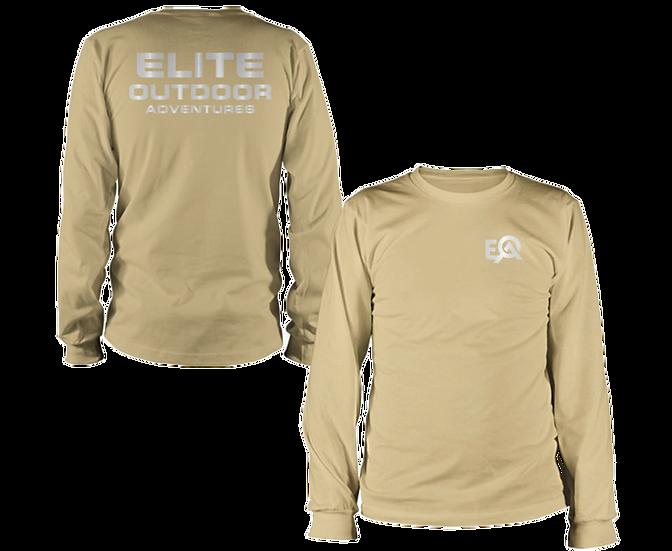 EOA Sandstorm Reflective Logo Long Sleeve Shirt