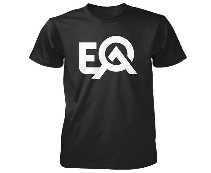 EOA Black & White Logo T-Shirt