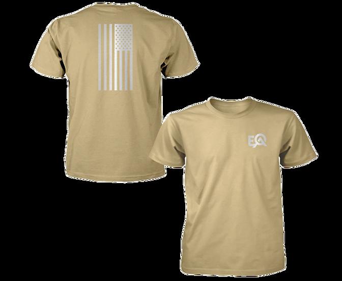 EOA Sandstorm Reflective Flag T-Shirt