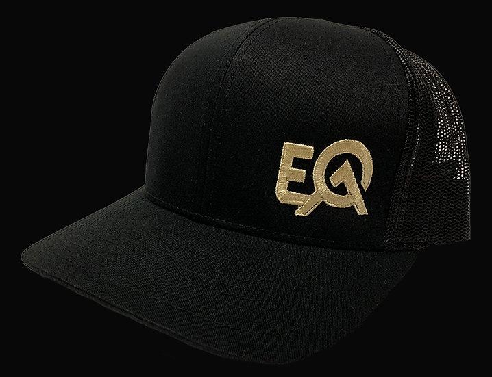 EOA Black w/ White Logo