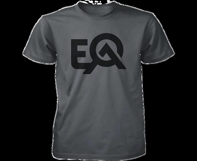 EOA Grey & Black Logo T-Shirt