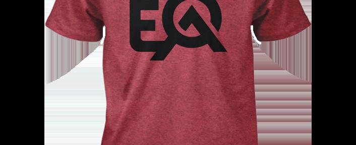 EOA Salmon Slayer Pink Logo T-Shirt