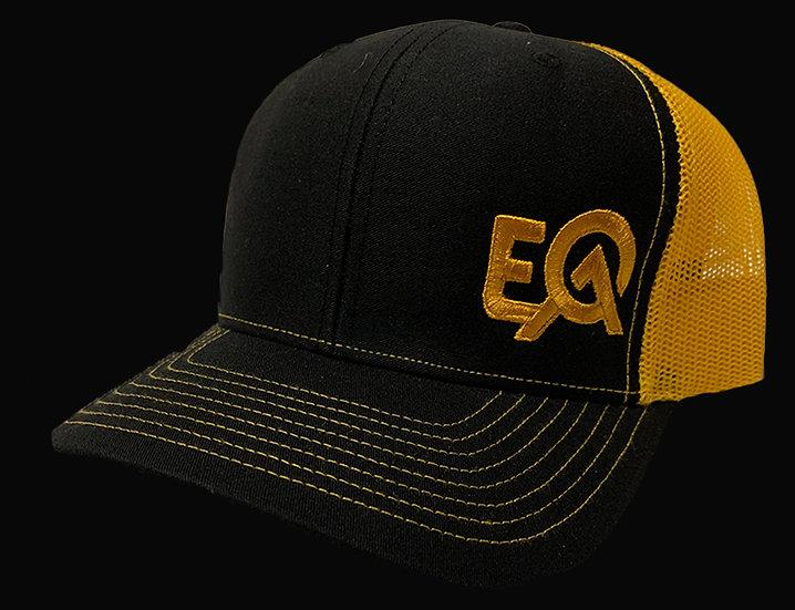 EOA Black and Yellow w/ Yellow Logo