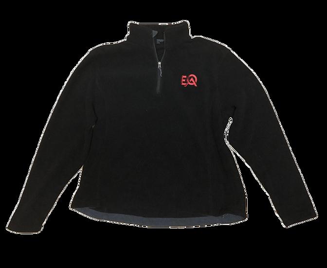 EOA Black w/ Red Logo Fleece