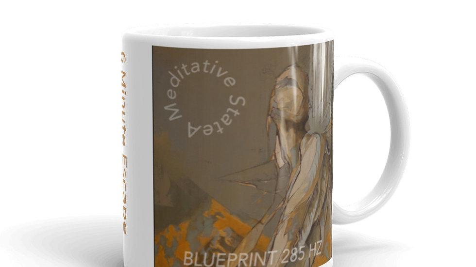 Mug - Blueprint 417 HZ