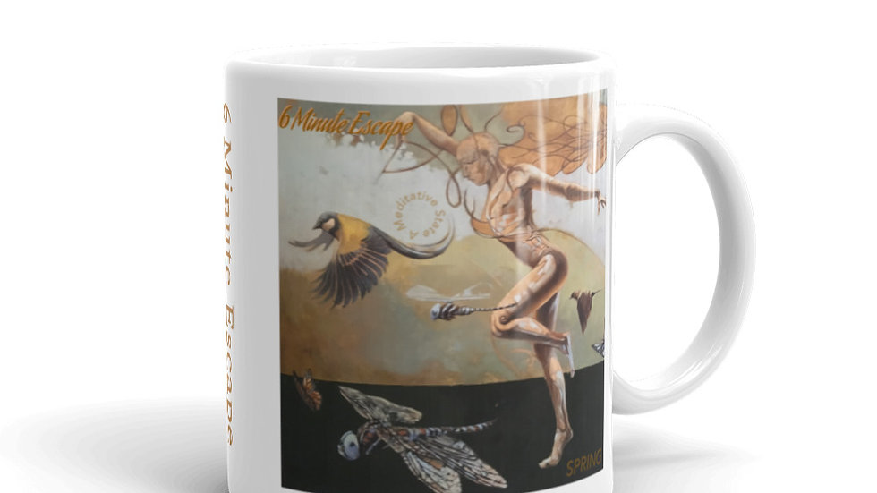 Mug - A Meditative State - SPRING