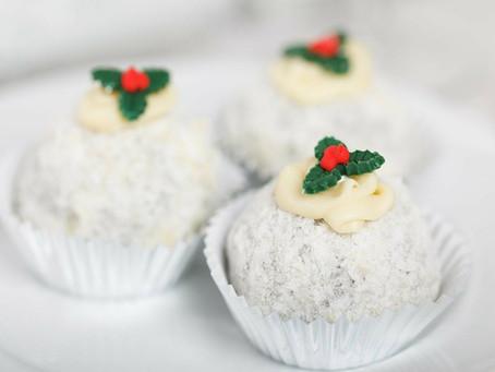 Truffes coco - sans sucre