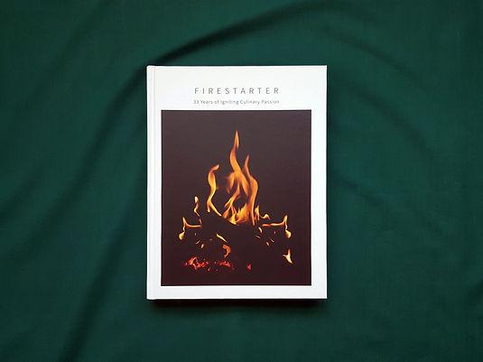 3: Book Design - Firestarter