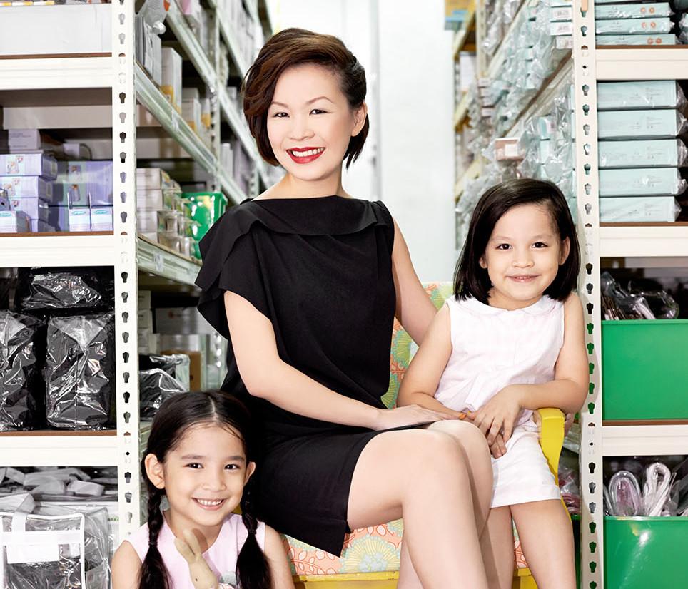 Su Ling Tan – Founder of Pupsik Studio