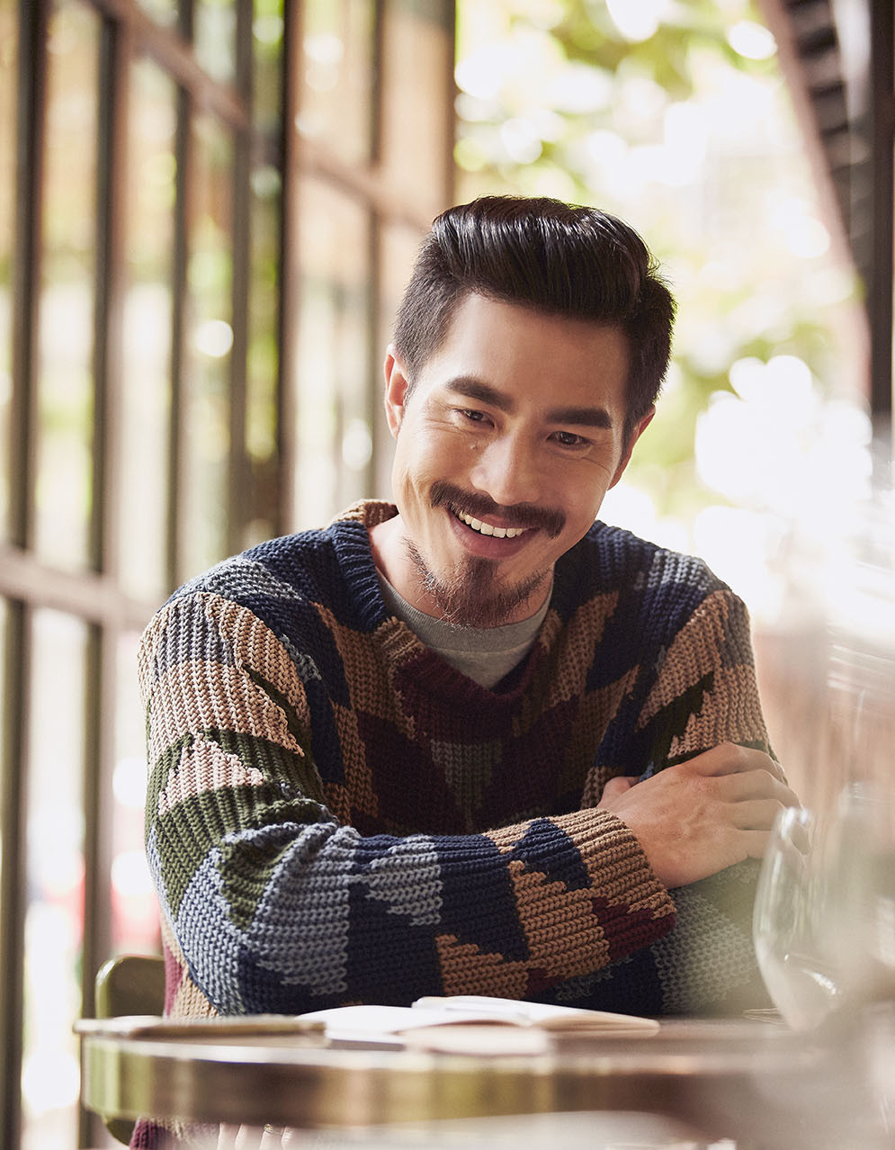 03 - Pierre Png, actor Starred in Crazy Rich Asians
