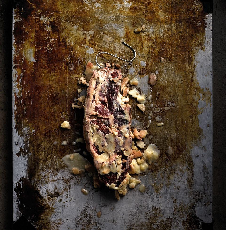 Beef-Fat Aged Bone-In Ribeye