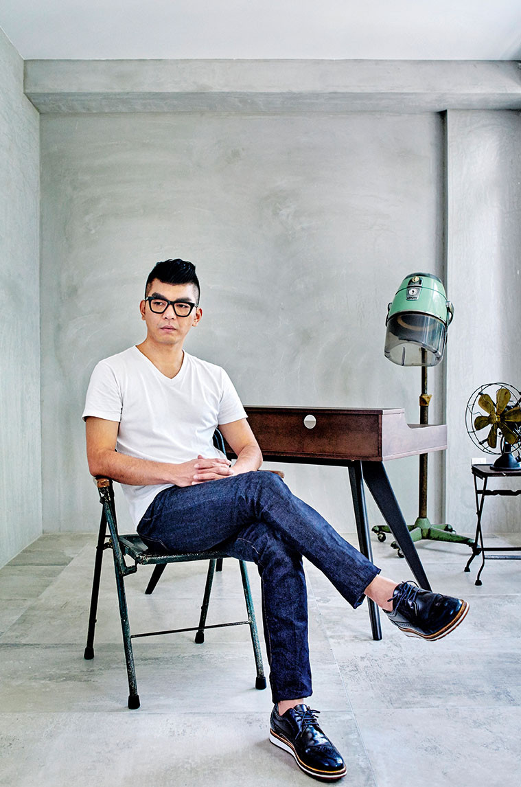 04 - Royston Tan, filmmaker, director, screenwriter, producer, actor