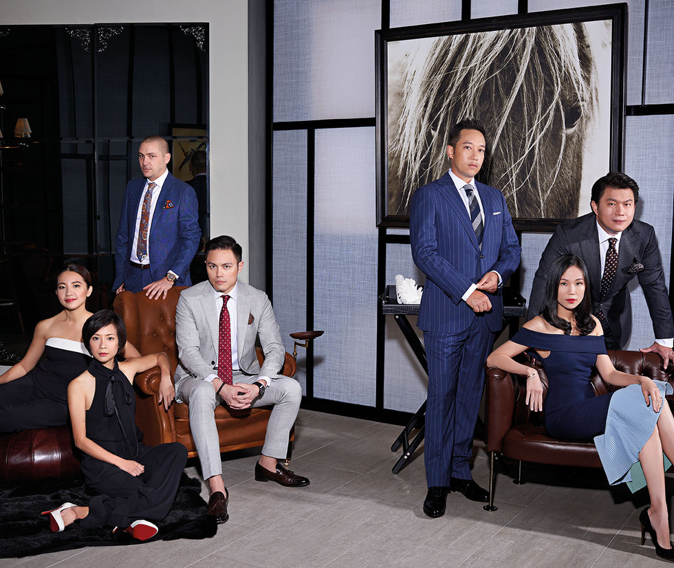 The 40 personalities that changed the landscape of F&B and Hospitality industry