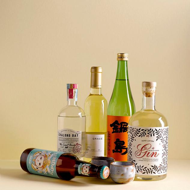 Pairing liqueur