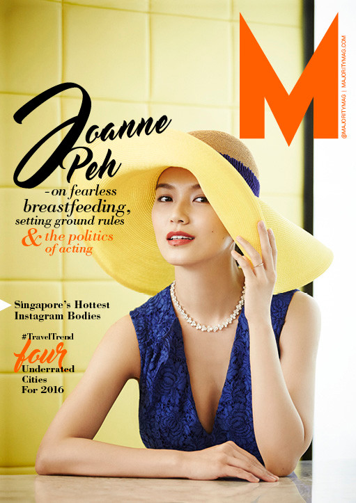 Cover for February 2016 Issue