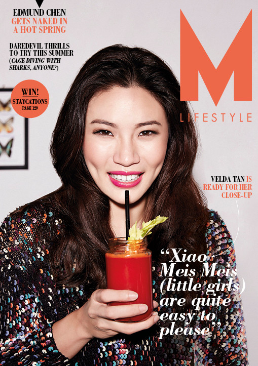 Cover for May 2015 Issue
