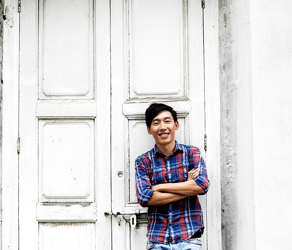 Dennis Tay, Founder of Naiise