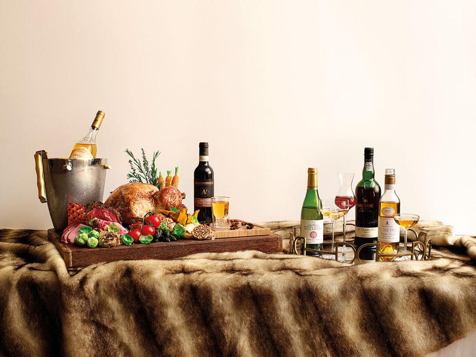 01 - Christmas dining
