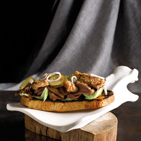 Offally Good Sandwich