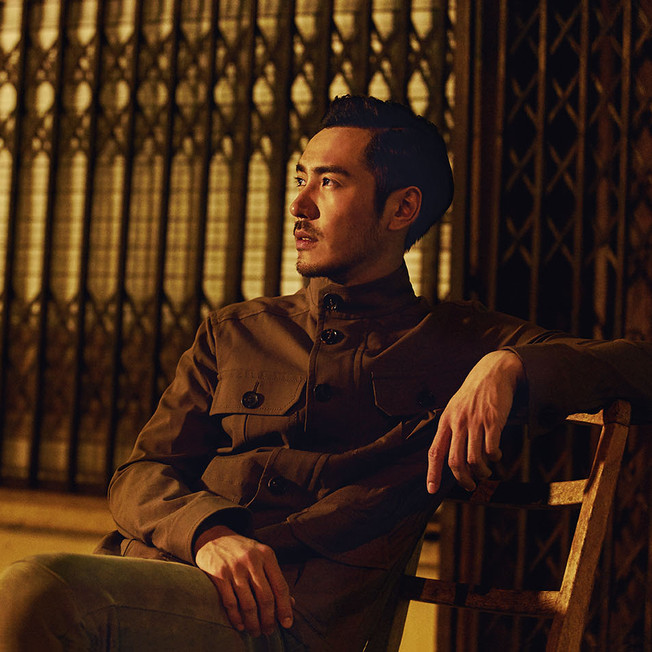 02 - Chris Lee, Taiwanese actor