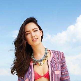 01 - Fiona Fussi, Austrian Hong Kong-Chinese model