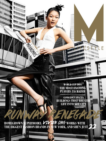 Cover for June 2014 Issue