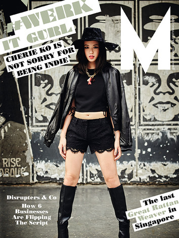 Cover for April 2016 Issue