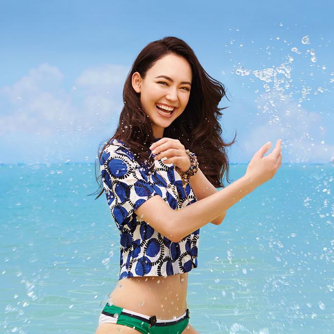 03 - Fiona Fussi, Austrian Hong Kong-Chinese model