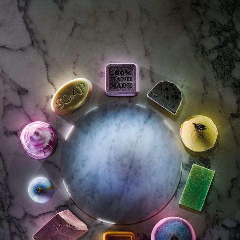 Dessert Illusion (Concept Cover)
