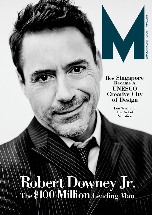 Cover for March 2016 Issue