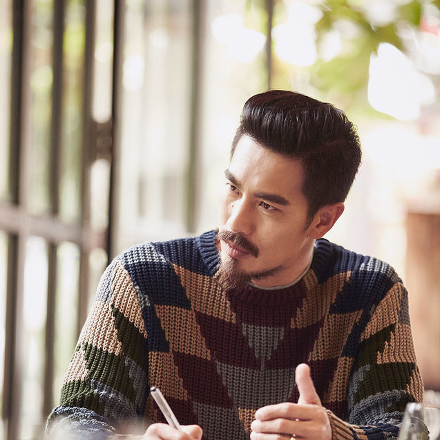 04 - Pierre Png, actor Starred in Crazy Rich Asians