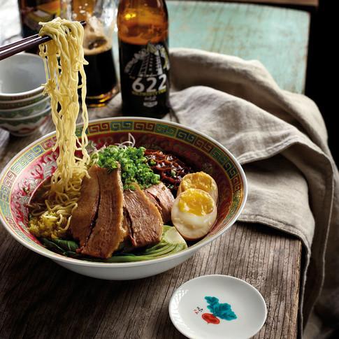 Teochew Beef Noodles