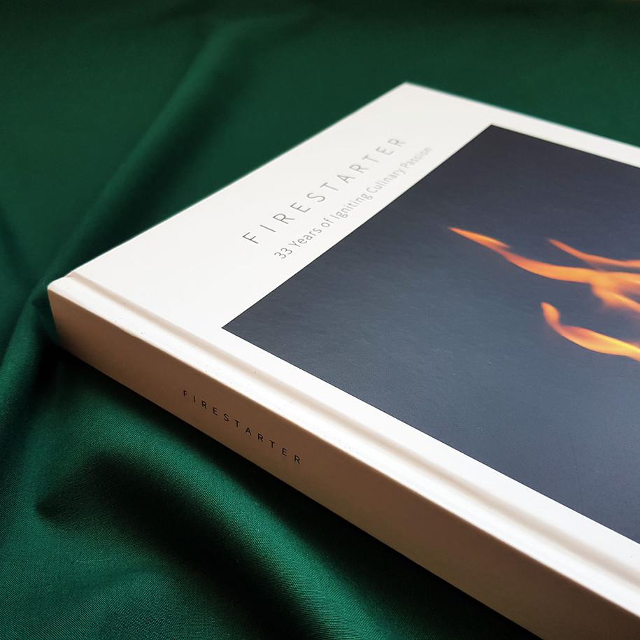 Book Design - FireStarter
