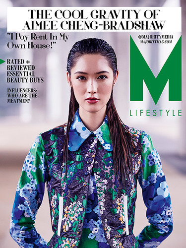 Cover for November 2015 Issue