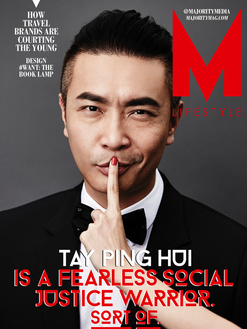 Cover for October 2015 Issue