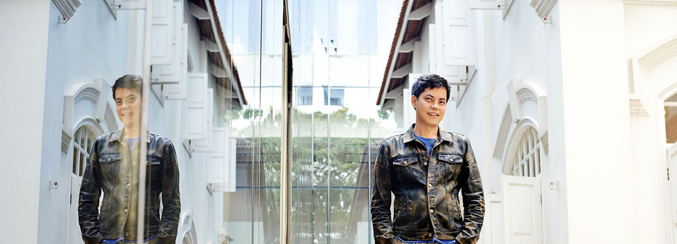 Chan Ee Mun, Senior Associate, WOHA Architects