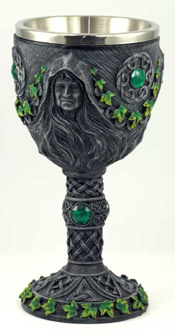 Mother~Maiden and Crone Chalice